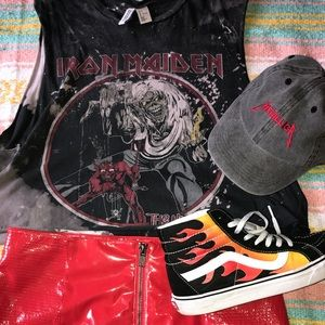 Iron Maiden vintage T-shirt